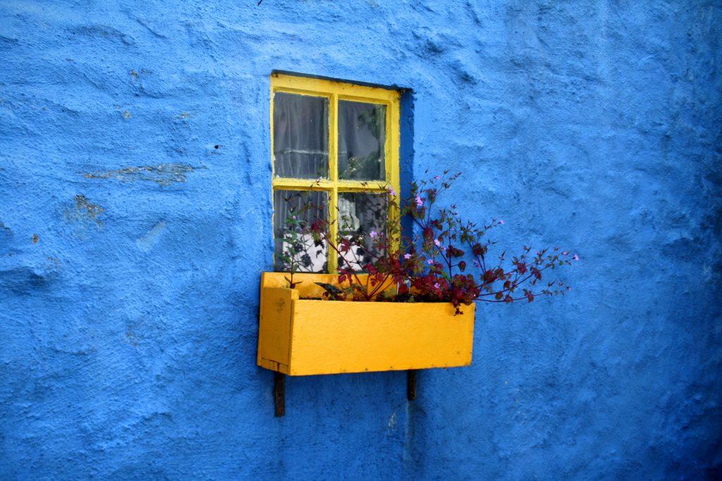 paredes de colores